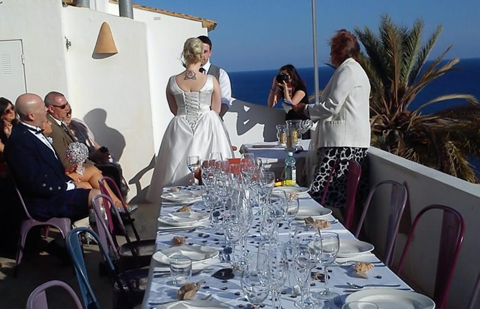 Boda en Altea | Restaurante La Claudia | Weddings in Altea